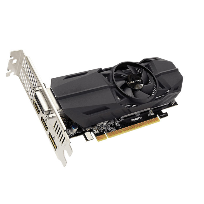 Gigabyte GeForce GTX 1050 OC Low Profile 3G