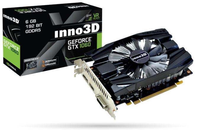 Inno3D N1060-6DDN-N5GM