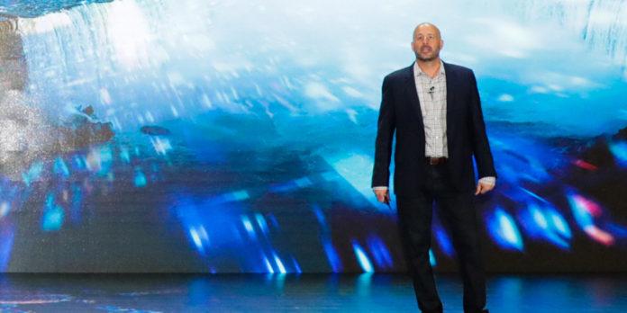 Intel Computex 2018 Gregory M. Bryant
