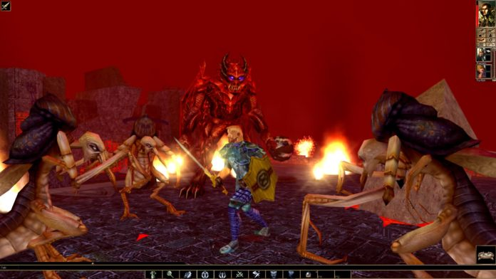 Neverwinter Nights: Enhanced Edition - Darkness Over Daggerford