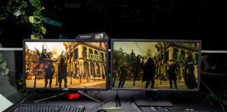 Monitory HDR z matrycami 4K NVIDIA G-SYNC