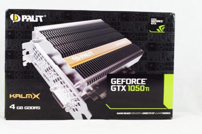 Palit GeForce GTX 1050 Ti KalmX - testy karty graficznej mini-ITX 1