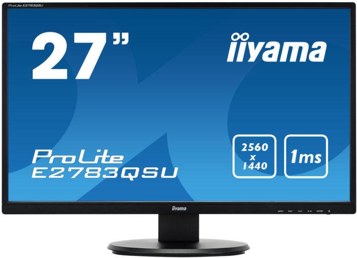 Iiyama ProLite E2783QSU