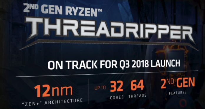 Threadripper 2nd gen