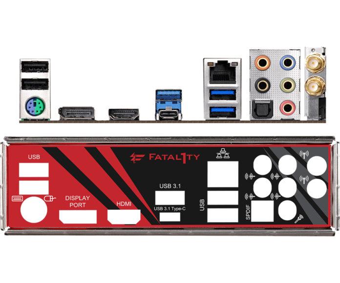 ASRock Fatal1ty X470 Gaming-ITX/ac