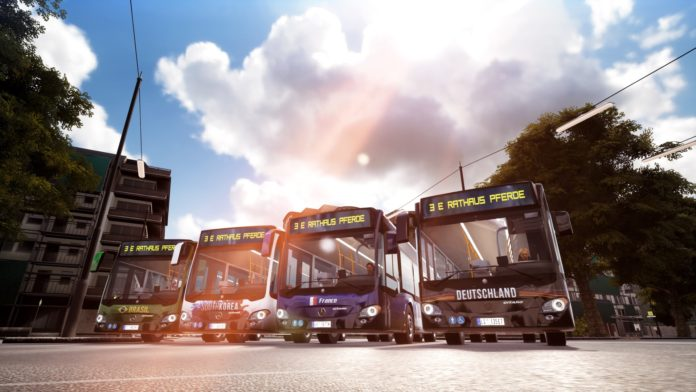 Bus Simulator 18 - dodatek Country Skin & Decal Pack