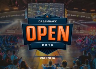 Dream Hack Open Valencia 2018