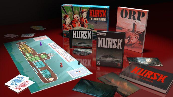 KURSK - edycja kolekcjonerska