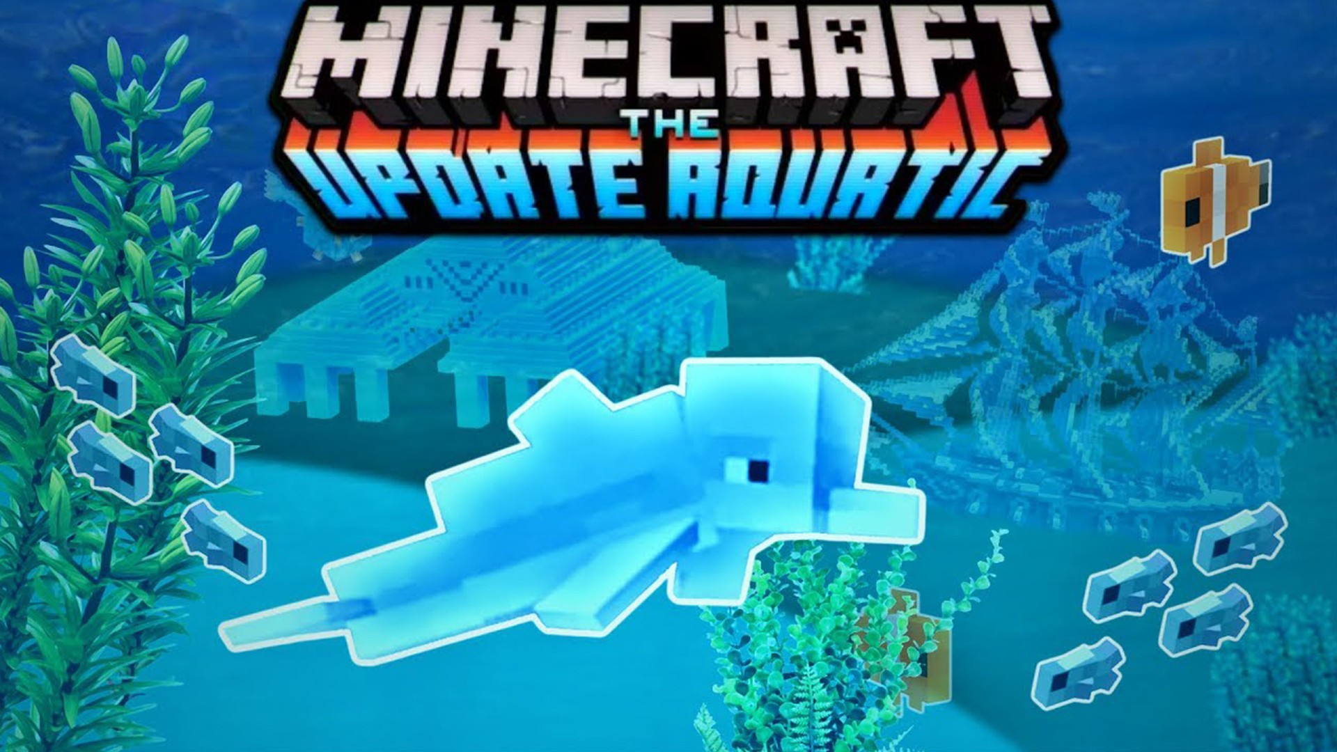 Minecraft Aquatic Update Phase Two