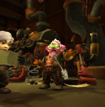 World of Warcraft - Aktualizacja