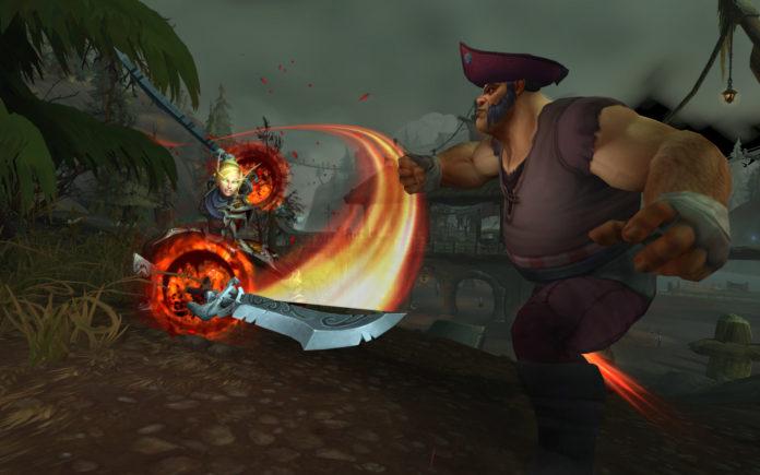 Zmiany w silniku graficznym World of Warcraft 4