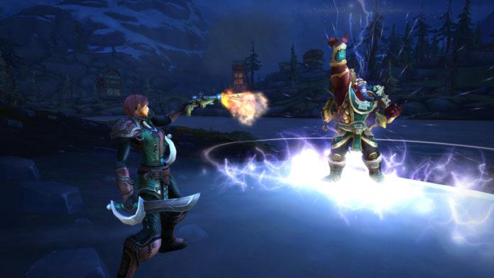 Zmiany w silniku graficznym World of Warcraft 2