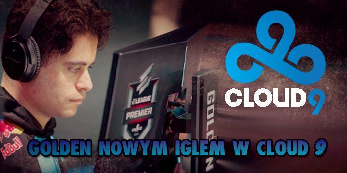 Golden nowym IGL'em w Cloud9 1