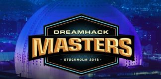 DreamHack Masters Sztokholm 2018