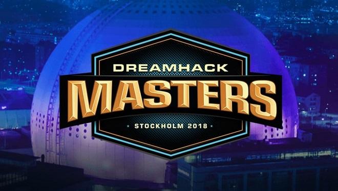 DreamHack Masters Sztokholm 2018