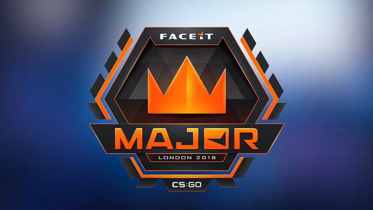 Faceit Major London 2018