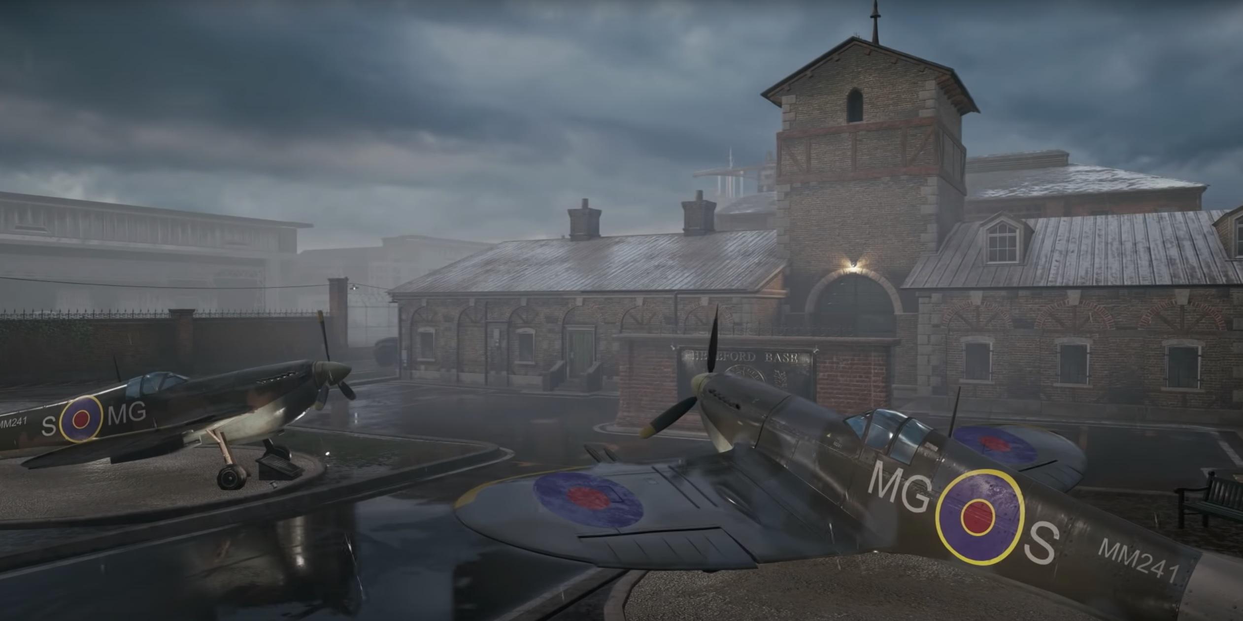Rework Base Hereford - Rainbow Six Siege
