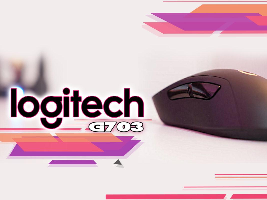 Logitech G703