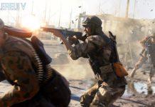 Battlefield V Gamescom Traier - Devastation of Rotterdam