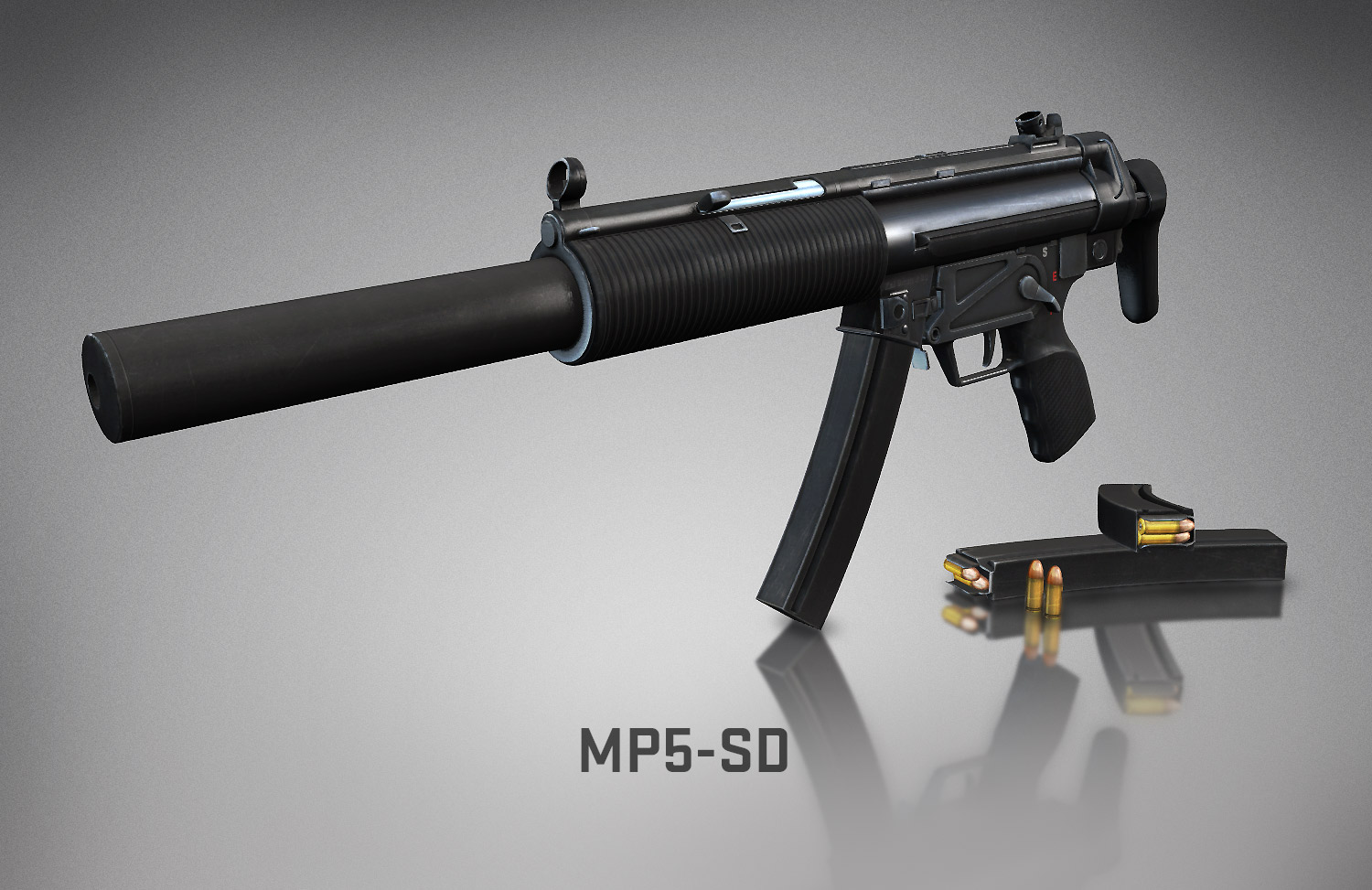 MP5 powraca do gry Counter-Strike: Global Offensive 1