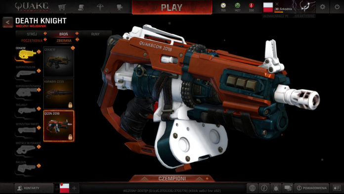 Sierpniowa aktualizacja do Quake Champions już na serwerach 6