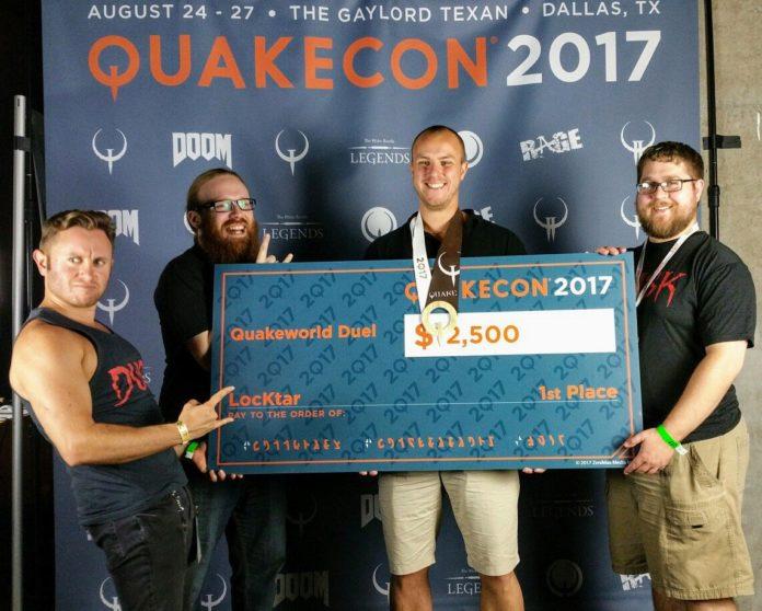 Quakecon - LocKtar