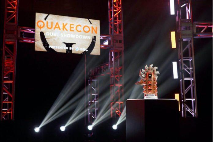 QuakeCon 2018 - podsumowanie konferencji Bethesda 1