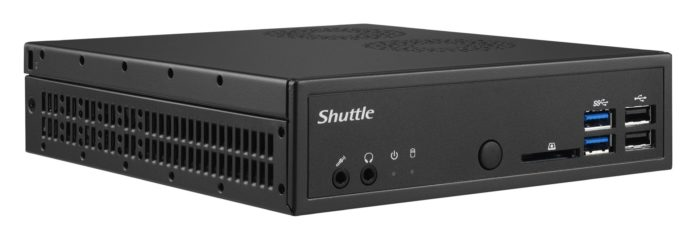Shuttle XPC slim DH310