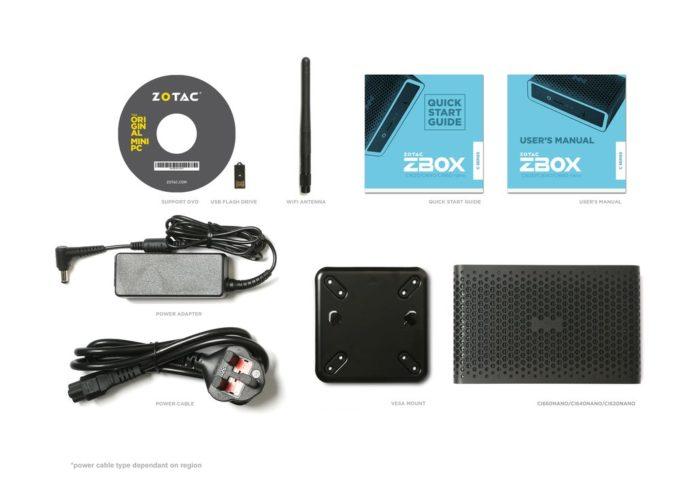 ZOTAC ZBOX CI640 nano i ZBOX CI640 nano PLUS