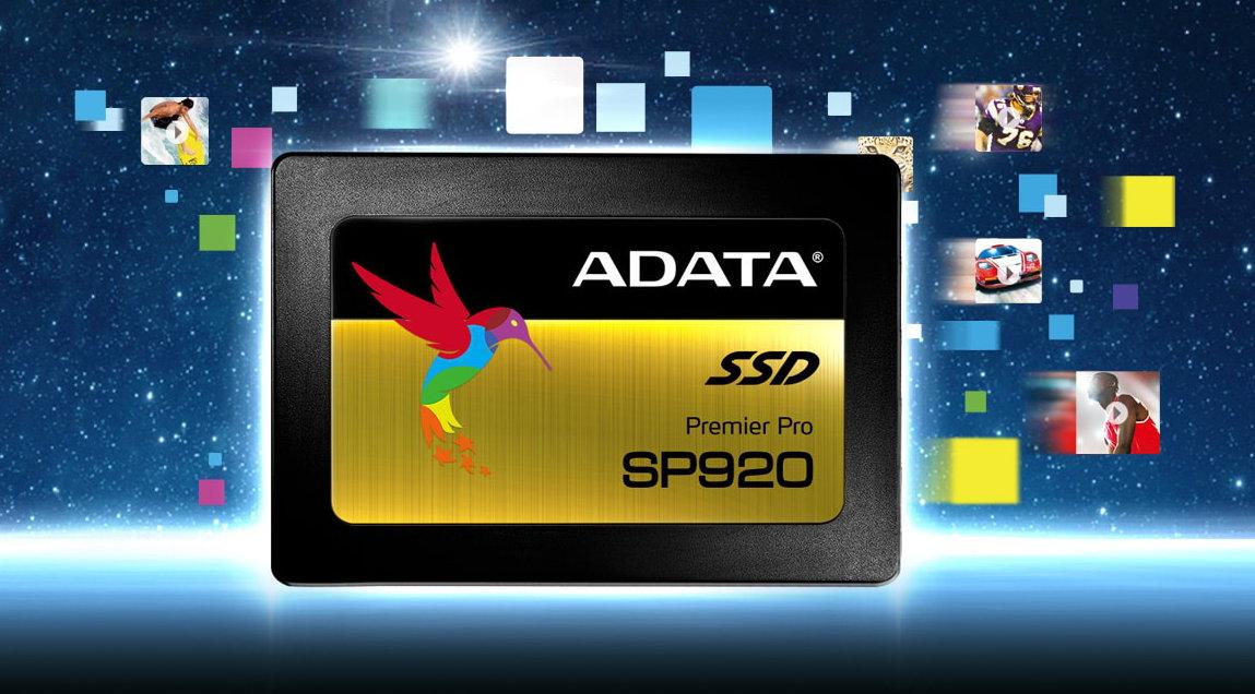 ADATA SP920 128 GB - testy dysku SSD na kościach MLC 1