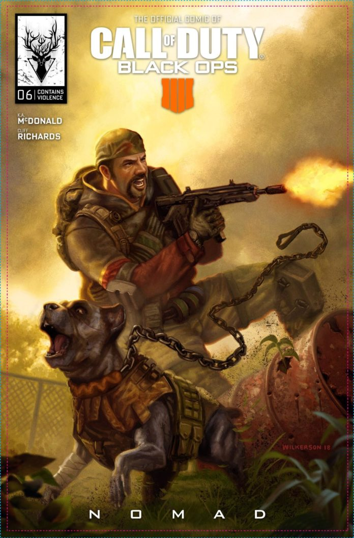Call of Duty: Black Ops 4 - Nomad