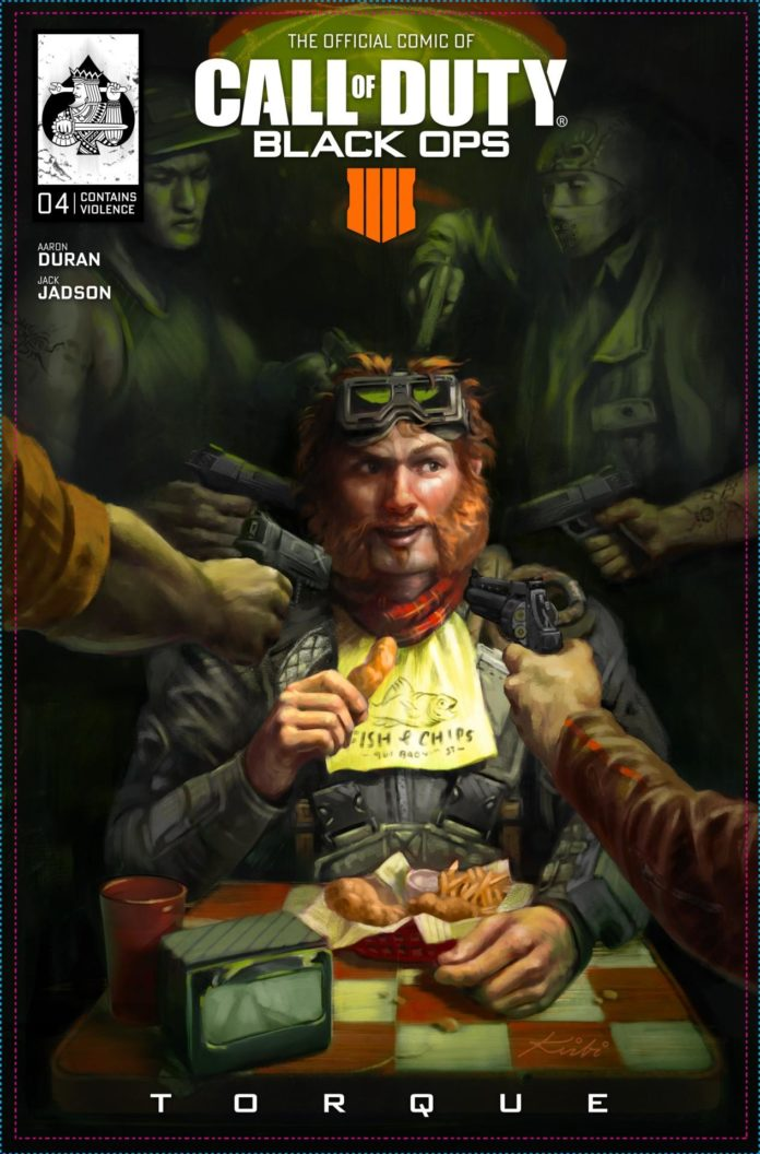 Call of Duty: Black Ops 4 - Torque