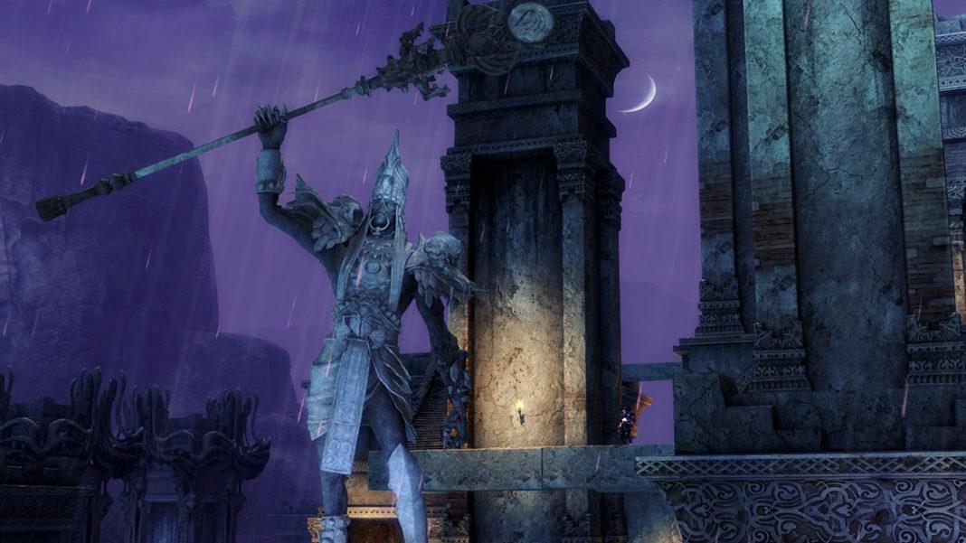Guild Wars 2 - LW4 Statua Joko w Jahai Bluffs