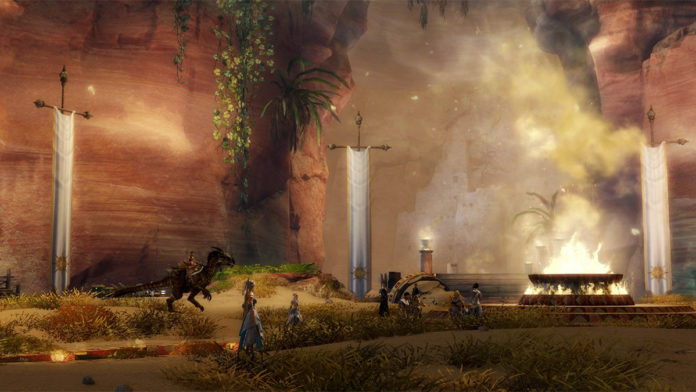 Guild Wars 2 - zapowiedź czwartego epizodu Living World 4 6