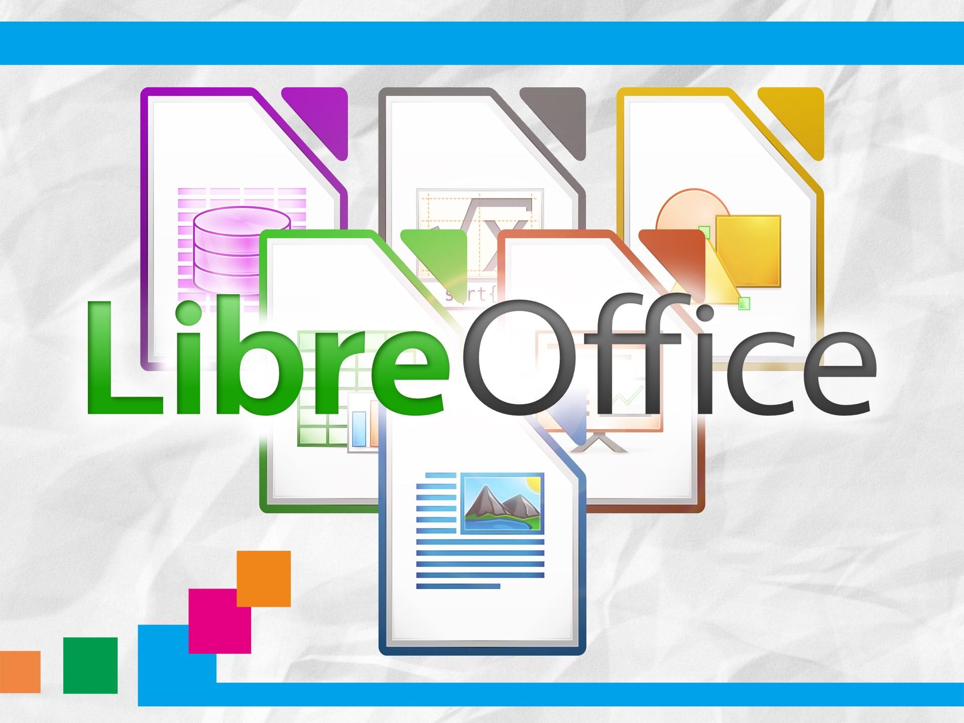 LibreOffice - logo