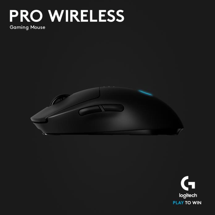 Logitech G PRO Wireless – mysz zaprojektowana z myślą o wygranej 2