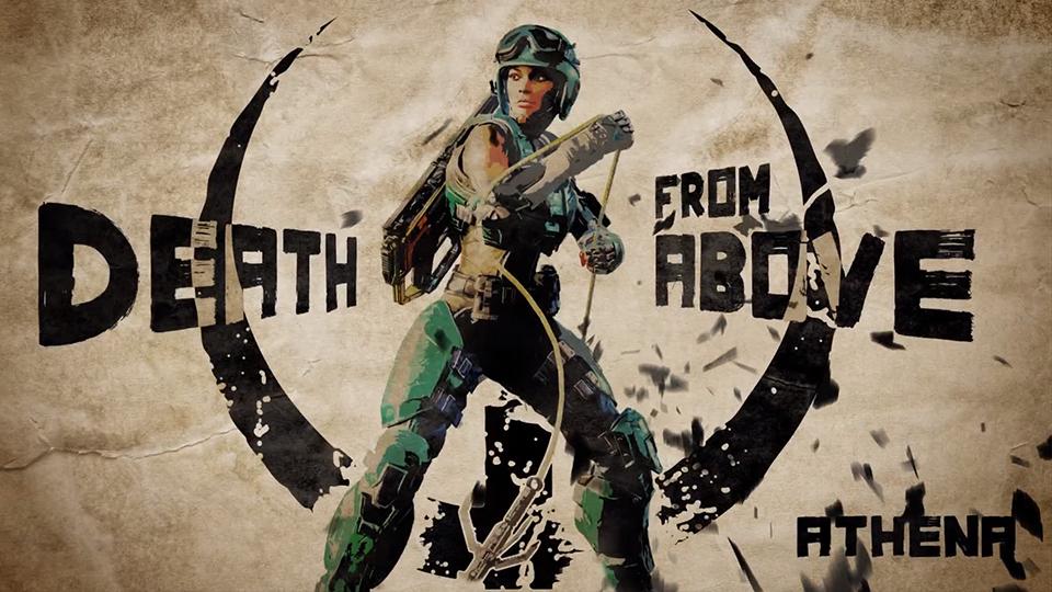 Quake Champions - Athena zapowiedziana jako nowy czempion 1