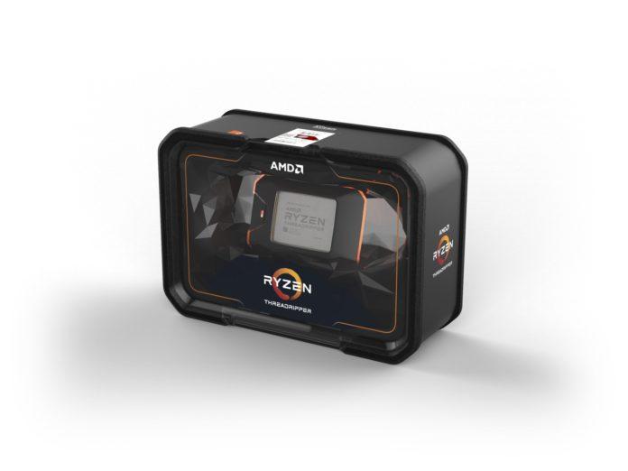 AMD Ryzen Threadripper - 2 generacja - pudełko