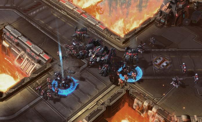 Zapowiedzi zmian balansu w Starcraft 2 2