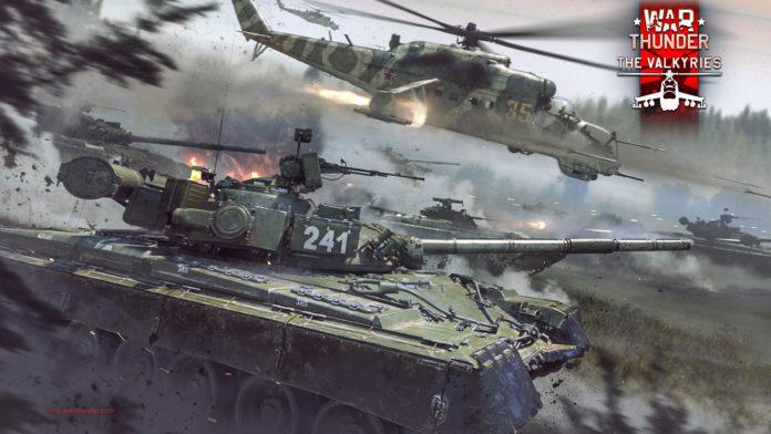War Thunder - Armia Czerwona