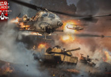 War Thunder - helikoptery