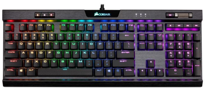 Corsair K70 RGB MK.2 Low ProfileCorsair K70 RGB MK.2 Low Profile