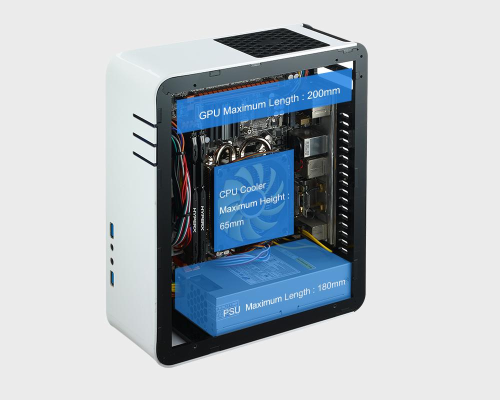 Składamy komputer ITX - Wstęp: o co w tym wszystkim chodzi? 24