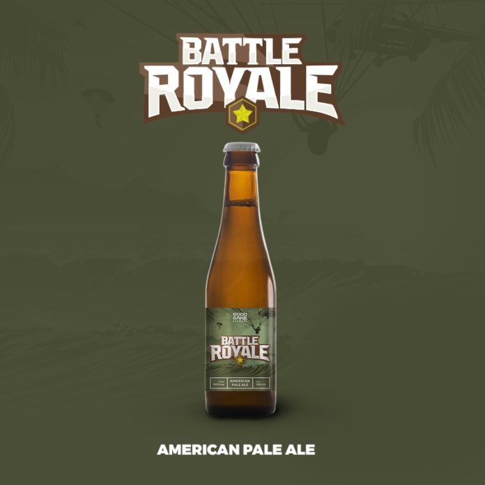 Good Game Brewery - Battle Royale
