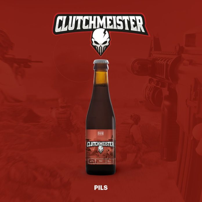 Good Game Brewery - Clutchmeister