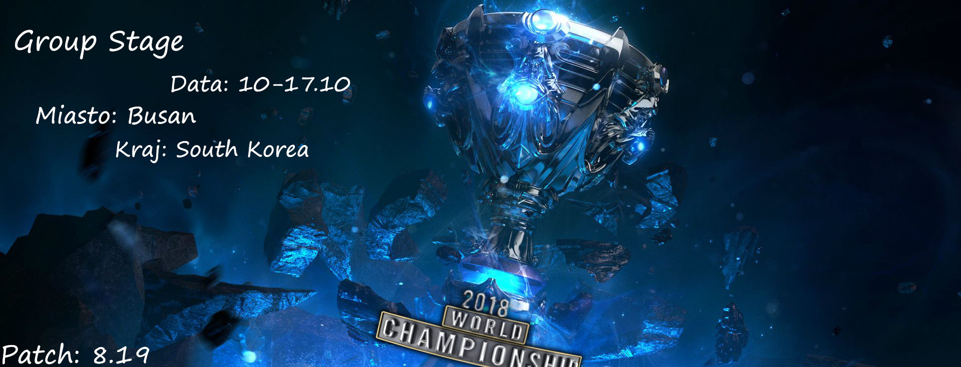 group stage worlds 2018