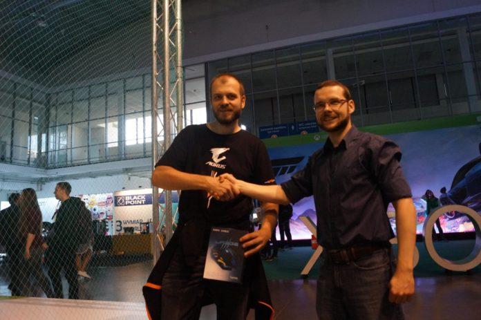 Poznań Game Arena 2018 - konkurs z uRage Morphmouse