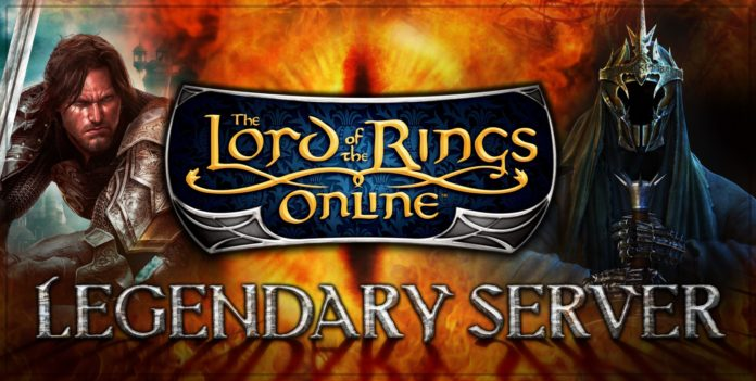 Lord of the Rings Online - Legendary Server