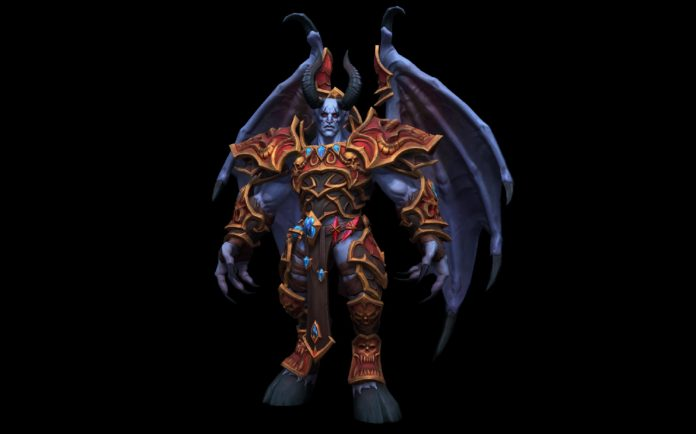 Heroes of the Storm - Mal'Ganis