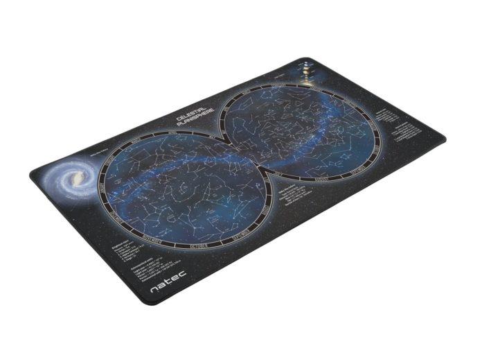 Natec Universe Maxi - duża podkładka pod myszkę z motywem Nieba 1